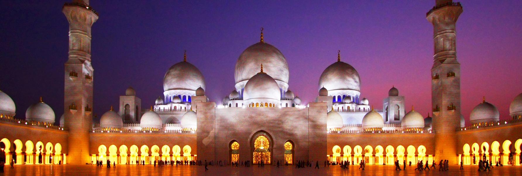 Dubaj - výlety - Abu Dhabi